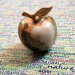 Яблоко из агата