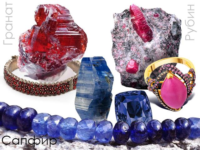 Драгоценные камни для всех Козерогов