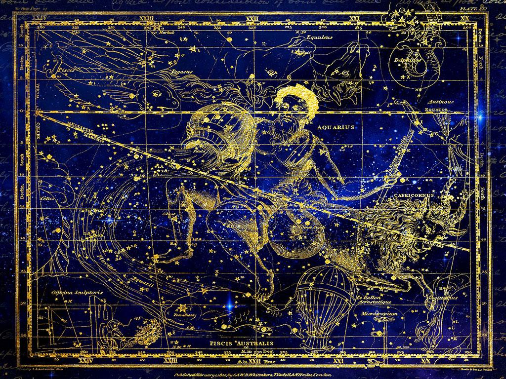 Созвездие Козерога