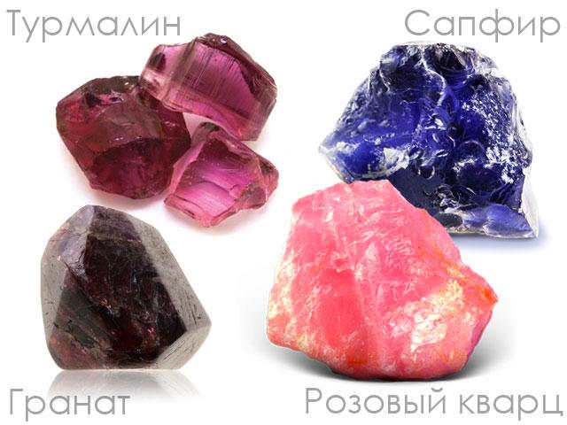 Камни Водолея 3-й декады
