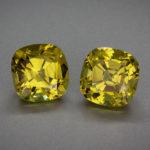 Огранённый гроссуляр, фото: WILDS Global Minerals