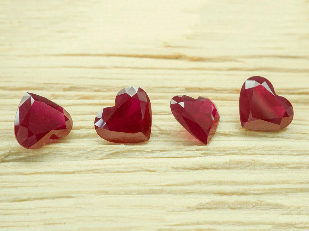 Рубины сердце