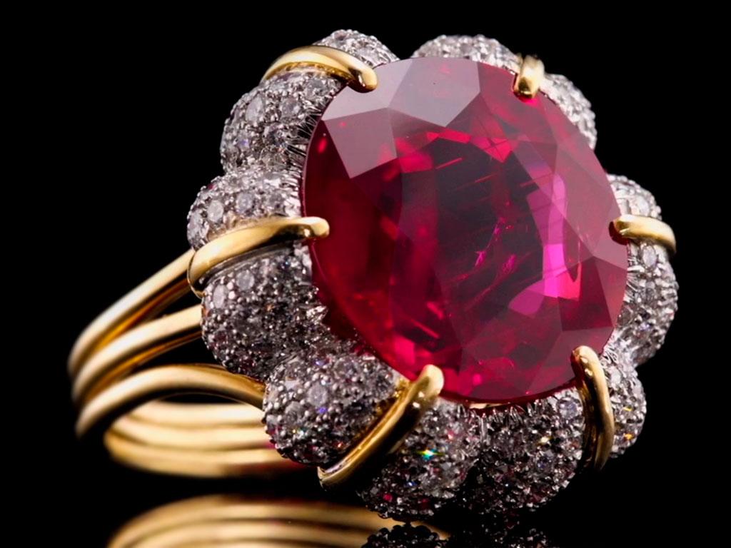 Рубин Jubilee Ruby