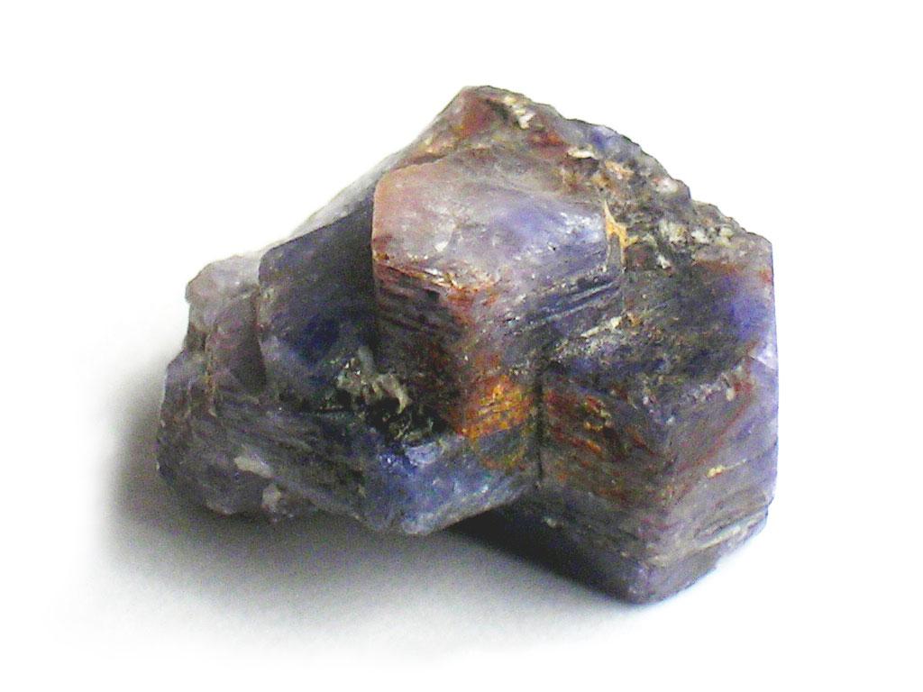 Необработанный сапфир, Willowleaf Minerals, flickr.com